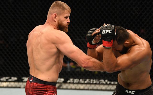 Чемпионом UFC в полутяжелом весе стал поляк Ян Блахович
