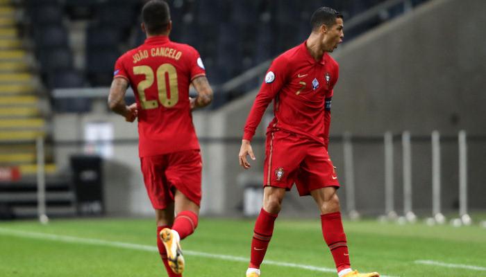 Благодарю дублю Роналду Португалия обыграла Швецию, Франция оказалась сильнее Хорватии