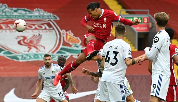 Ливерпуль в концовке дожал Лидс благодаря пенальти Салаха