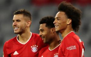 Бавария разгромила Шальке в первом матче сезона Бундеслиги