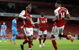 Арсенал не без труда обыграл Вест Хэм