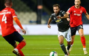 Лутон Таун крупно уступил Манчестер Юнайтед в Кубке лиги