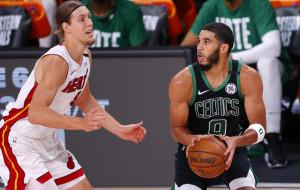 Бостон переиграл Майами в пятом матче финала Восточной конференции НБА