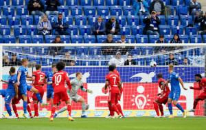 Мюнхенская Бавария разгромно уступила Хоффенхайму в мачте Бундеслиги