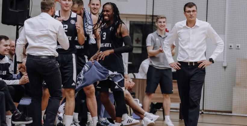 Цмокi-Мінск справились с Нептунасом и пробились в групповой раунд Лиги чемпионов