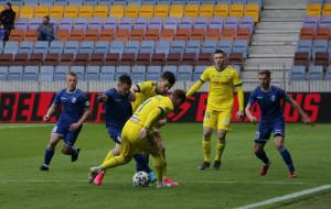 БАТЭ взял верх над Слуцком, уступая в счете по ходу матча