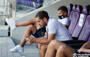 Атмосфера матча брестского Динамо и Маккаби в Лиге чемпионов (видео)