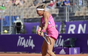 Арина Соболенко вышла в четвертьфинал турнира в Страсбурге