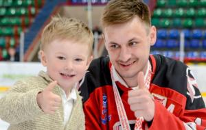 Хоккеист Павел Боярчук будет курировать благотворительный проект «Дом для жизни»