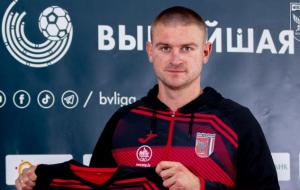 Семен Шестиловский продолжит карьеру в мозырской Славии