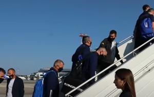 Путешествие БАТЭ в Софию (видео)