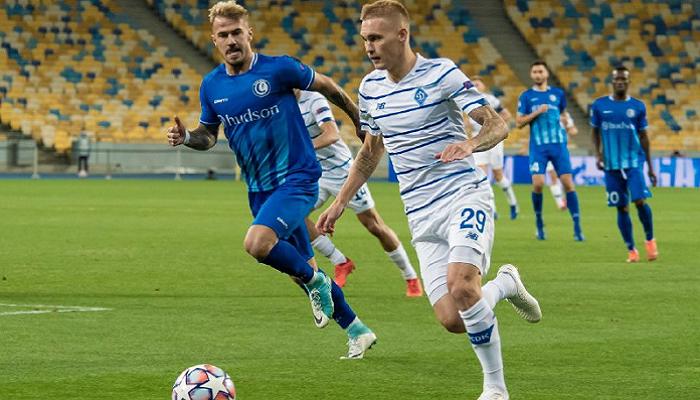 Динамо Киев, Олимпиакос и Ференцварош прошли в групповой этап Лиги Чемпионов УЕФА