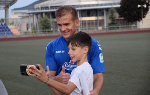 Виталий Кибук — лучший игрок 17-го тура первой лиги (видео)