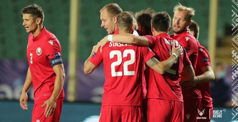 Бордачев, Кендыш и Лаптев — в стартовом составе сборной Беларуси на матч против Эстонии