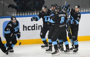 Пресс-служба минского Динамо: «Хоккеисты и другие члены команды здоровы. Мы настроены играть все матчи в соответствии с календарем лиги»