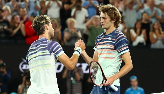 Финалисты US Open Тим и Зверев не сыграют на турнире Мастерс в Риме