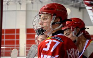 Хет-трик Данилы Климовича в матче со сборной Швейцарии (видео)