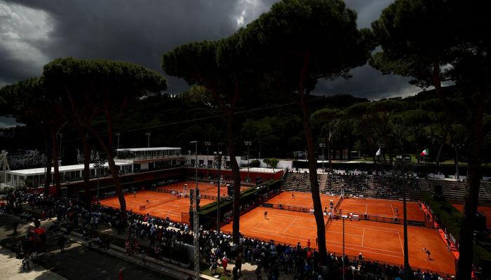 Мастерс в Риме пройдет без зрителей