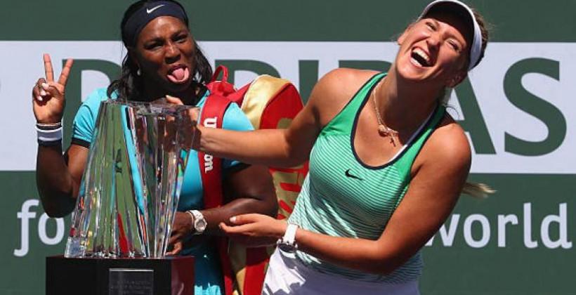 Виктория Азаренко вышла в финал US Open