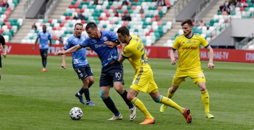 Матч между БАТЭ и брестским Динамо в рамках 25-го высшей лиги перенесен с 27 на 26 сентября
