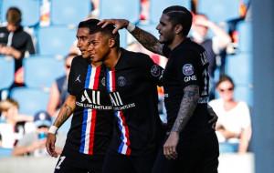 Обзор Суперкубка Франции ПСЖ — Марсель (видео)