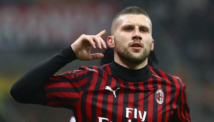 Ребич заключил пятилетний контракт с Миланом