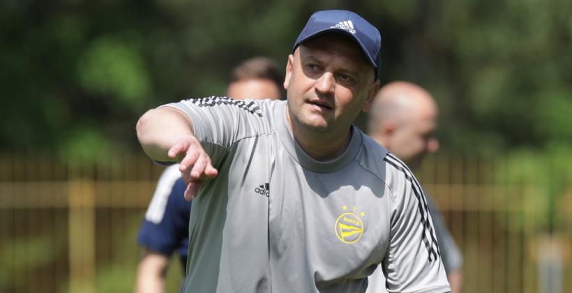 Александр Лисовский: «Мы слишком многое позволили сопернику. Мне кажется, довлели волнение и ответственность за результат»