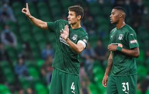 Александр Мартынович выйдет с капитанской повязкой на матч против Севильи в Лиге чемпионов