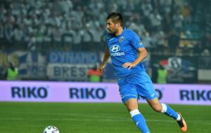 Защитник Ислочи Алексей Янушкевич сыграл 300 матчей в высшей лиге