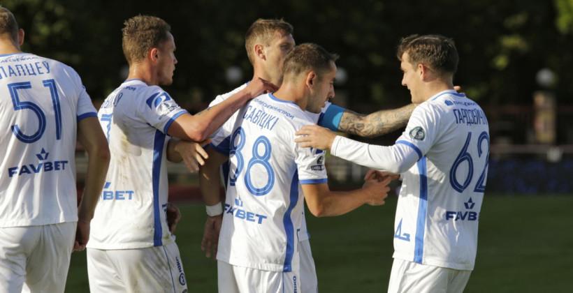 Милевский, Диалло и Седько остались в запасе брестского Динамо в матче против Слуцка
