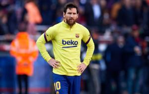 Барселона обжалует двухматчевую дисквалификацию Месси