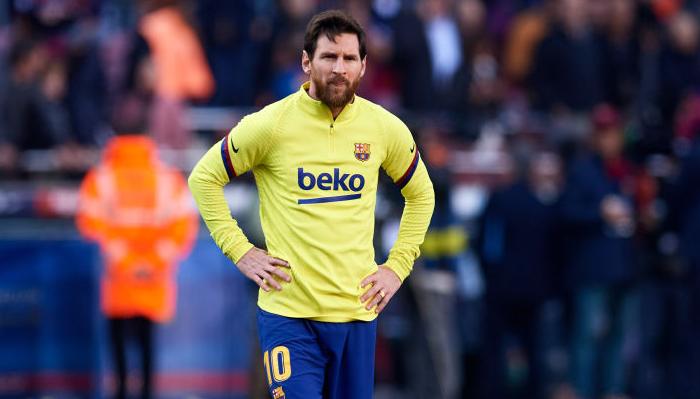 Лионель Месси может не сыграть в финале Суперкубка Испании