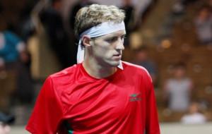 Владимир Игнатик обыграл Франческо Форти в первом круге турнира в Ираклионе