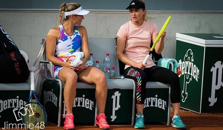 Саснович и Костюк не смогли пробиться в полуфинал Roland Garros