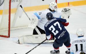Сергей Гончарук: «Динамо — хорошая команда, которая активно играет. Мы старались навязать свою игру, соперники – свою»