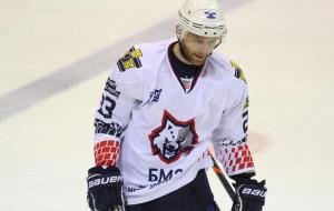 Алексей Ефименко набрал 400-е очко в чемпионате Беларуси