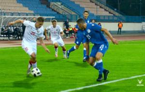 Поражение молодежной сборной Беларуси от сверстников из Кипра (видео)