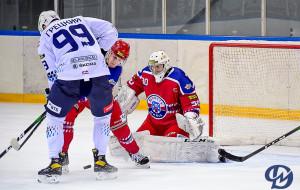 Большаков: «В чемпионской команде очень сложно сохранять ворота в неприкосновенности»