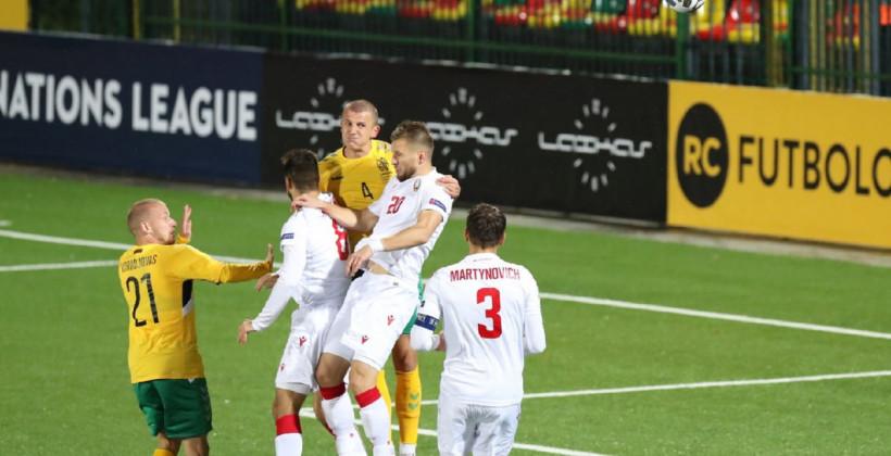 Александр Мартынович и Николай Сигневич не помогут сборной Беларуси в матче против Казахстана