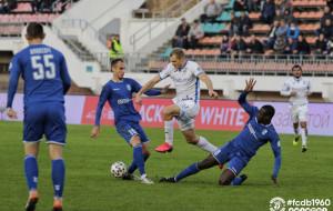 Брестское Динамо оказалось сильнее Слуцка в перенесенном матче 17-го тура