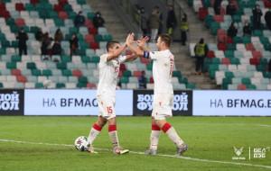 Над пропастью – дыши. Сборная Беларуси заходит на решающий отрезок Лиги Наций