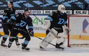 Колосов начнет матч против Торпедо в воротах минского Динамо