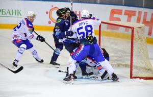 Локомотив неожиданно обыграл Динамо-Молодечно, добыв четвертую кряду победу