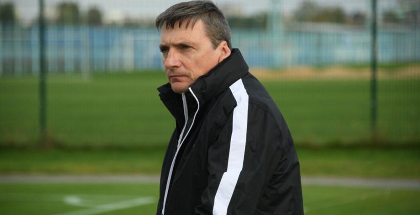 Михаил Мархель: «Мы не фавориты в завтрашнем матче, но готовимся и постараемся достичь поставленной цели»