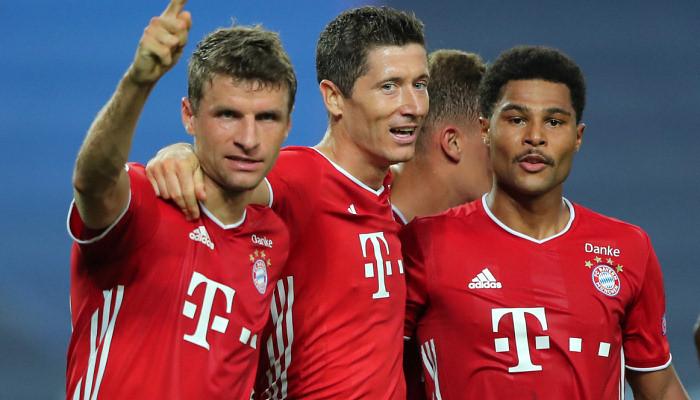 Бавария забила 24 гола в шести стартовых турах Бундеслиги