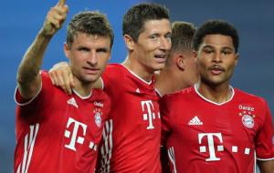 Бавария уверенно переиграла Зальцбург