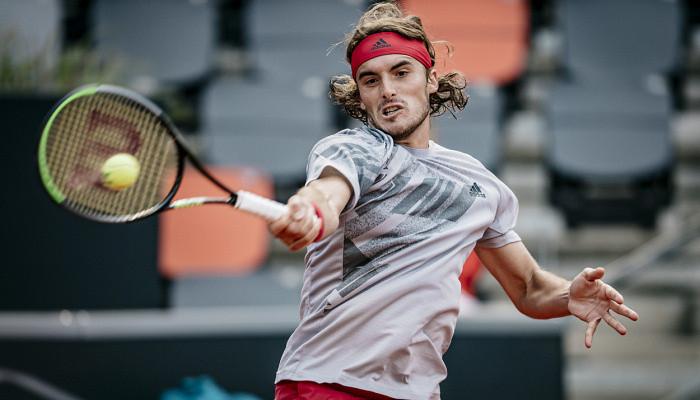 Стефанос Циципас выбыл из Олимпийского теннисного турнира