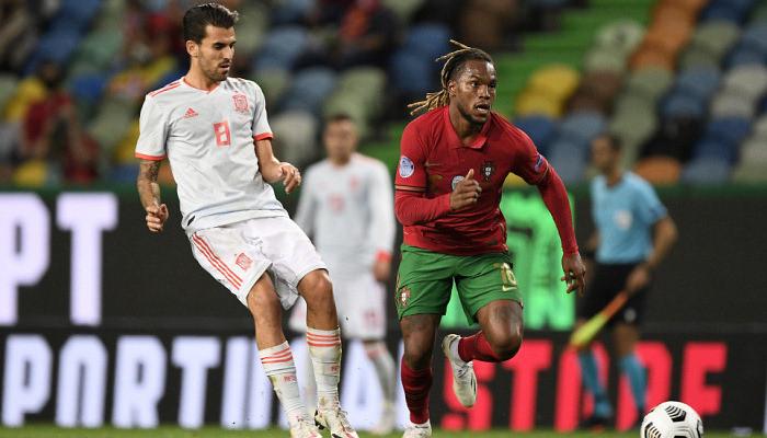 Испания и Португалия не выявили победителя в товарищеском матче
