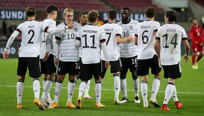 Германия побила собственный рекорд по количеству побед подряд в матчах отбора на ЧМ