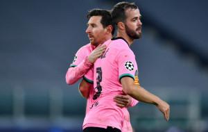 Барселона в гостях справилась с Ювентусом